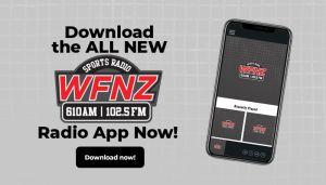 WFNZ Mobile App Graphics