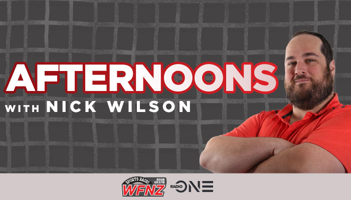 Afternoons with Nick Wilson Promo Images