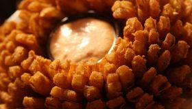 "Appetizer ""Bloomin' onion"" at Outback Steakhouse in Tsim Sha Tsui Centre.13 December 2006"