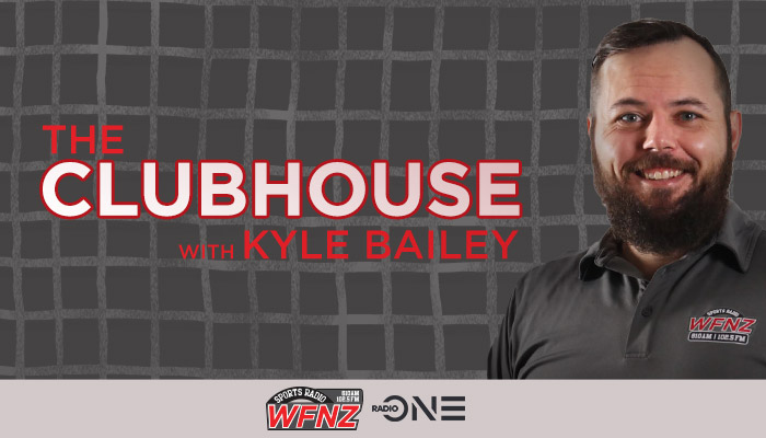Clubhouse with Kyle Bailey Promo Horizontal