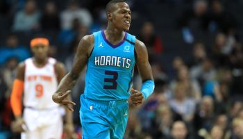 Terry Rozier Charlotte Hornets Guard