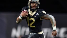 COLLEGE FOOTBALL: DEC 27 Pinstripe Bowl - Michigan State v Wake Forest