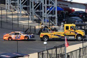 AUTO: APR 25 NASCAR Cup Series - GEICO 500