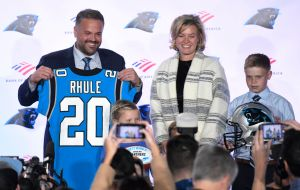 Carolina Panthers introduce head coach Matt Rhule