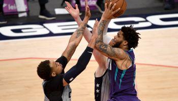 Charlotte Hornets v Washington Wizards
