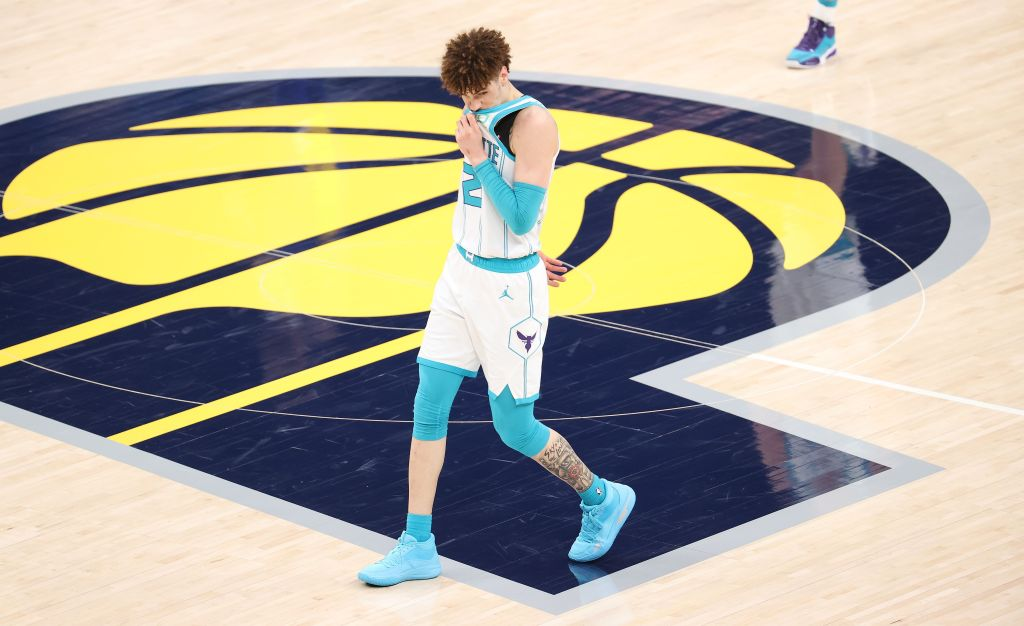Charlotte Hornets v Indiana Pacers - Play-In Tournament