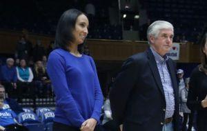 COLLEGE BASKETBALL: DEC 29 Women's - Liberty at Duke