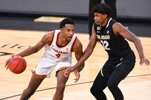 COLLEGE BASKETBALL: MAR 12 Pac-12 Tournament - Colorado v USC