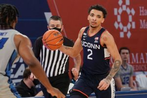 Big East Men's Basketball Tournament - Semifinals Creighton v UConn